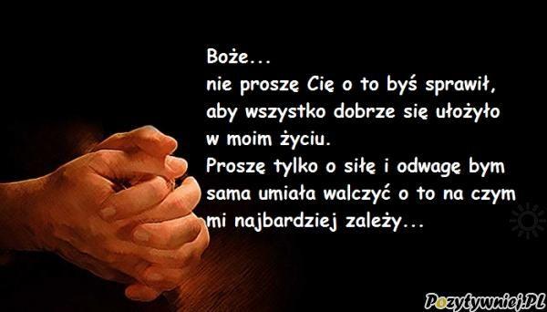 Siła i odwaga - Pozytywniej.pl