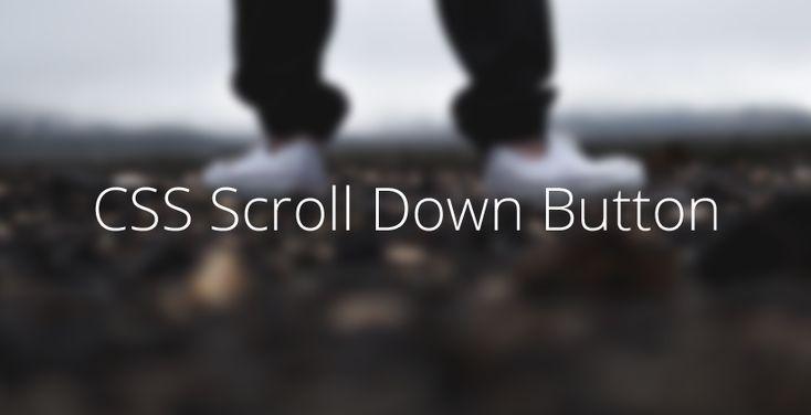CSSで実装する次のコンテンツへと促すスクロールダウンボタン 10
