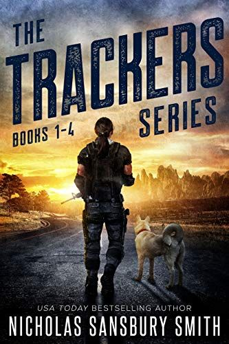 Trackers :Over 1300 Five Star Amazon Reviews and 1500 pages of post