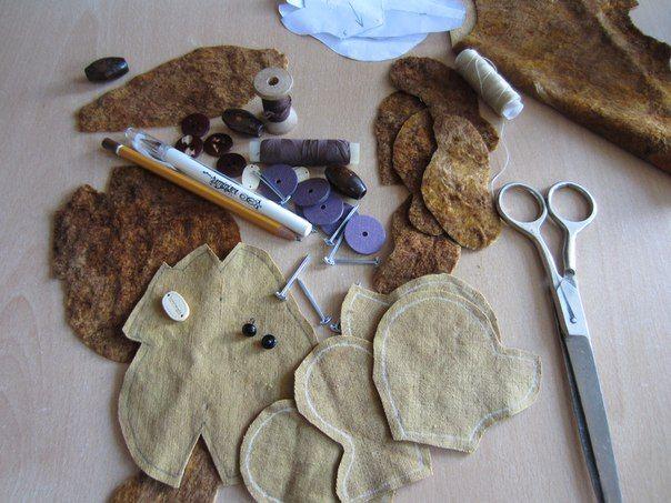 Мишки Тедди и куклы Одесса мояработа, мишки тедди, процесс, винтажный мишка, раскрой ткани, авторская игрушка,мишка из плюша