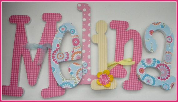 1000+ Images About Wooden Letter Ideas!! On Pinterest