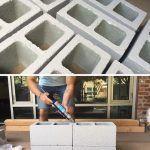 Proyectos diy con bloques de construcción http://mismanualidadesymas.com/proyectos-diy-bloques-construccion/ Diy projects with building blocks #DIY #easycrafts #Hazlotumismo #ideasdiy #Proyectosdiy #Proyectosdiyconbloquesdeconstrucción