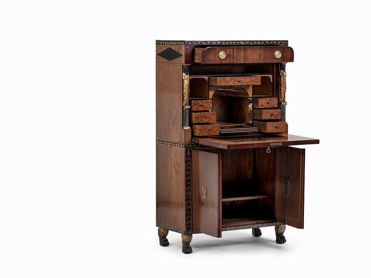 807 best antique furniture images on pinterest antique. Black Bedroom Furniture Sets. Home Design Ideas