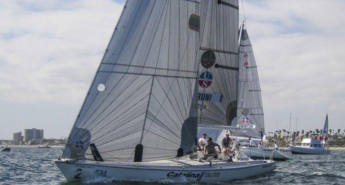 Luna Rossa centra il podio alla 50a edizione della Congressional Cup