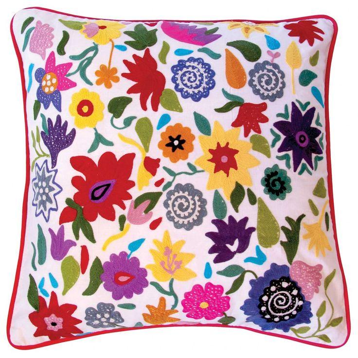 #floral #pillows #cushions #gebloemde #kussens