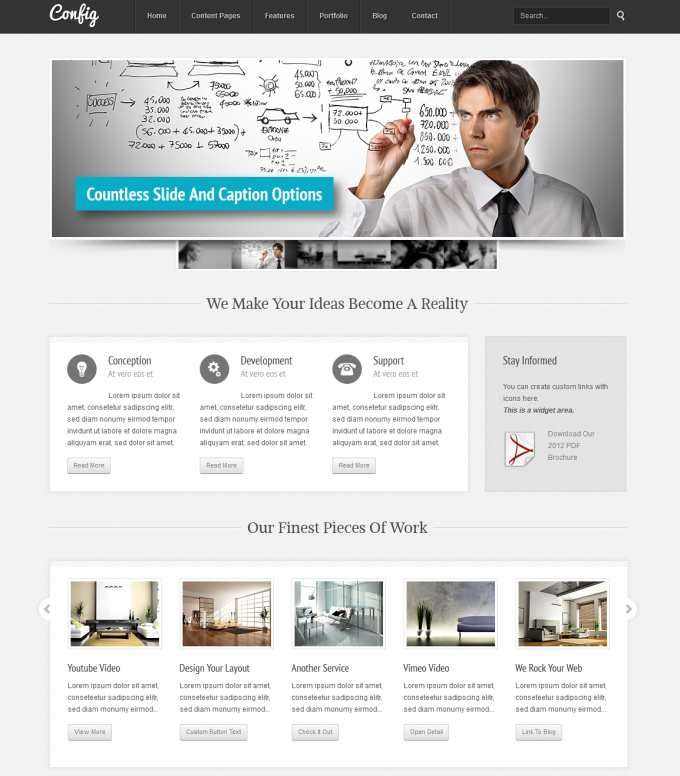 20+ Best Architecture WordPress Themes For Architects. #best_wordpress_themes_2013