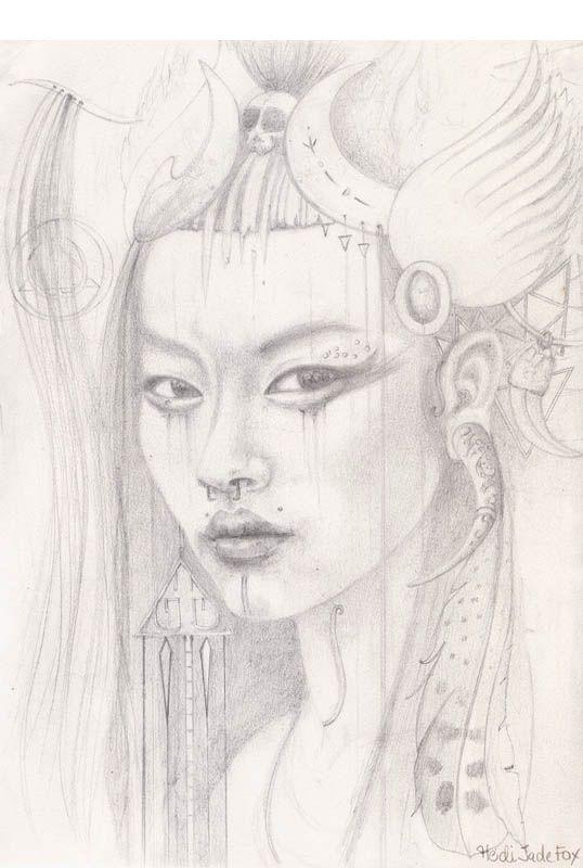 The Art of Heidi Jade Fox