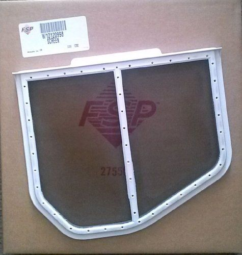 OEM Genuine FSP Whirlpool Kenmore Maytag Roper Estate Kitchenaid Clothes Dryer Lint Screen Filter Part# W10120998 New: A brand-new, unused, unopened, undamaged item in its original packaging. Same day shipping..  #Whirlpool #Home_Improvement