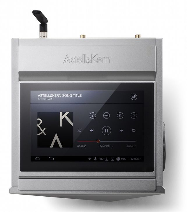 ASTELL & KERN - AK500N NETWORK AUDIO PLAYER THE ULTIMATE MQS NETWORK AUDIO PLAYER