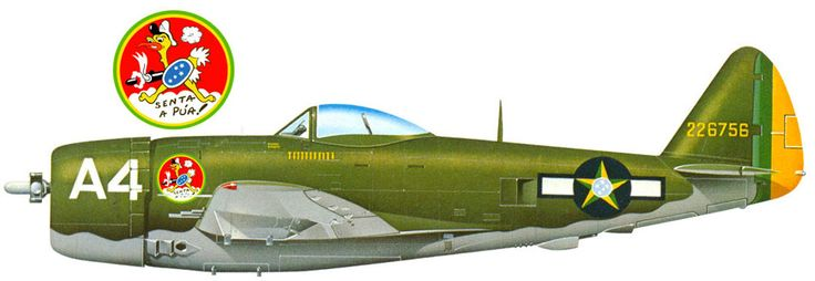 Armas-Republic-P-47-Thunderbolt