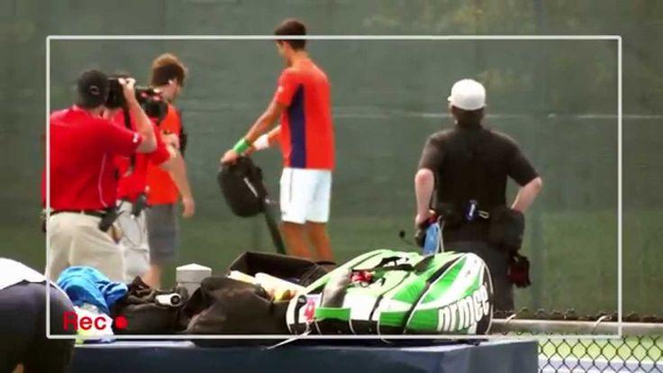 Nous avons pris sur le vif Novak Djokovic qui s'accorde quelques moments de plaisir en Segway après son entraînement!  Vous avez apprécié... partagez avec vos amis!  Abonnez-vous à notre chaîne Youtube et recevez en primeur nos prochaines vidéos!  Pour toute demande professionnelle ou proposition d'affaire, contactez-nous au: tennisacademie@me.com  Bonne Pratique et Bon Tennis!