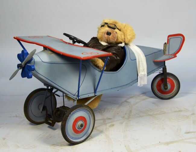 Antique Airplane Tricycle : Best images about engin pedal car on pinterest