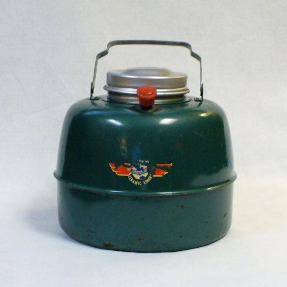 Vintage Olympic Thermic Ceramic Insulated by TickTockTreasures