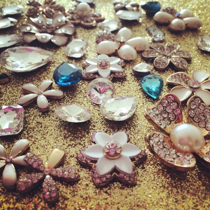 Making... let's sparkle!!!!