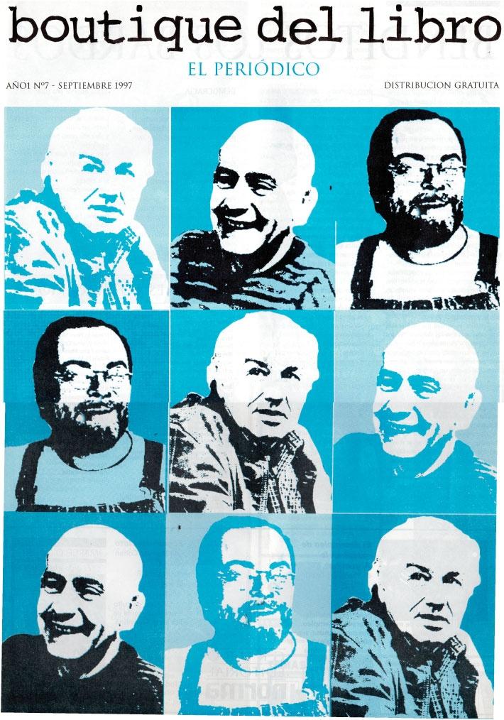 Edición 6 del Periódico Publicado por la Boutique del Libro San Isidro, 30 años