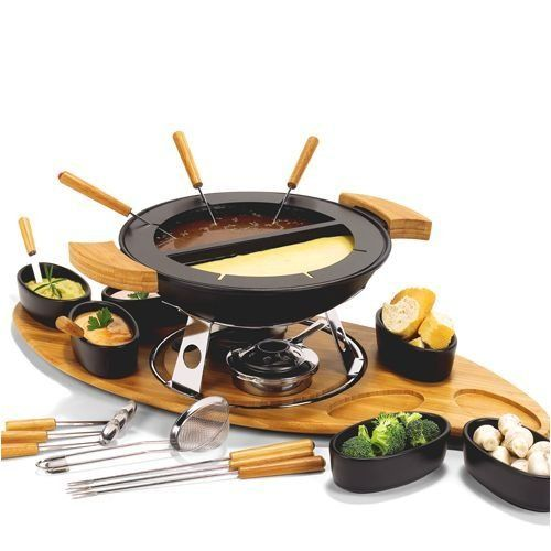 1000 images about food fondue raclette on pinterest. Black Bedroom Furniture Sets. Home Design Ideas