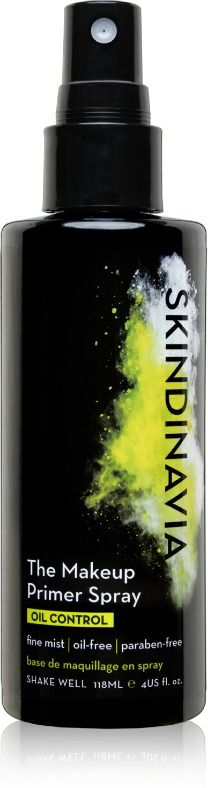 Skindinavia Makeup Setting Spray - #beautyreview
