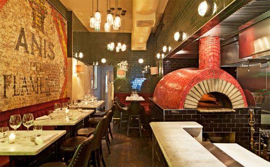 Restaurante Barrio 47 Bluarch 4