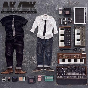 NME Album Reviews - AK/DK - 'Synths + Drums + Noise + Space' - NME.COM