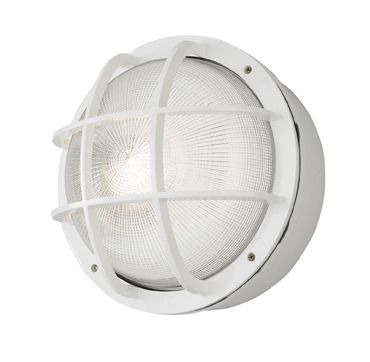 "Anchorage Bulkhead Wall Mount Light Fixture - ""porthole"" for a nautical themed room. Would look really nice with built in bunkbeds."