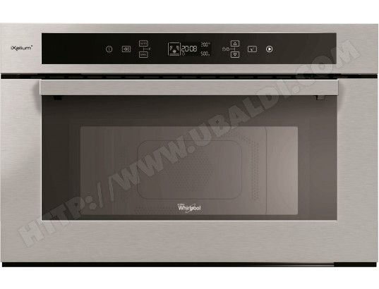 micro ondes combin encastrable whirlpool amw761ixl four. Black Bedroom Furniture Sets. Home Design Ideas