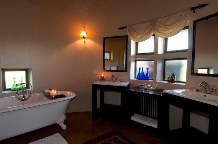Selati Camp Standard Suite Bathroom