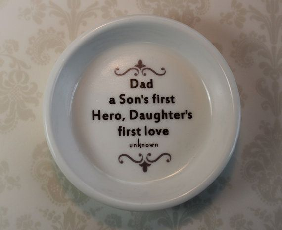 FATHERS Day  Sons and Daughter Quote  by aphroditescanvas on Etsy,