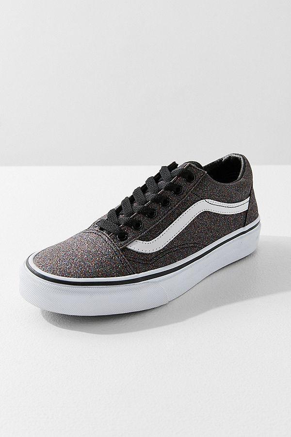 477c80f19ffed2 Vans Glitter Old Skool Sneaker