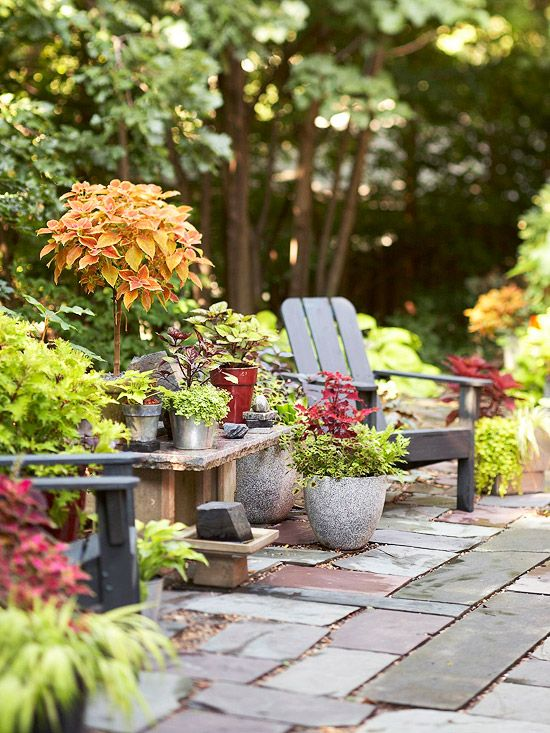 Settle In: Landscaping Ideas, Outdoor Living, Gardening, Backyard, Space, Landscape, Patio Ideas