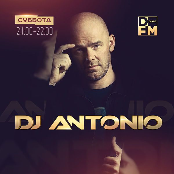 dj Antonio – Dfm MixShow 070 – Bananastreet