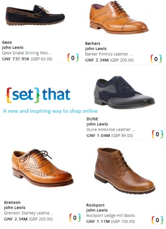 Men who want to look good in their shoes should keep in mind that it is not all the time that one should go with the latest fashion trends. Basically, a pair should be darker than one's pants. Men should always bear in mind that the shoes should be the most expensive part of his wardrobe.