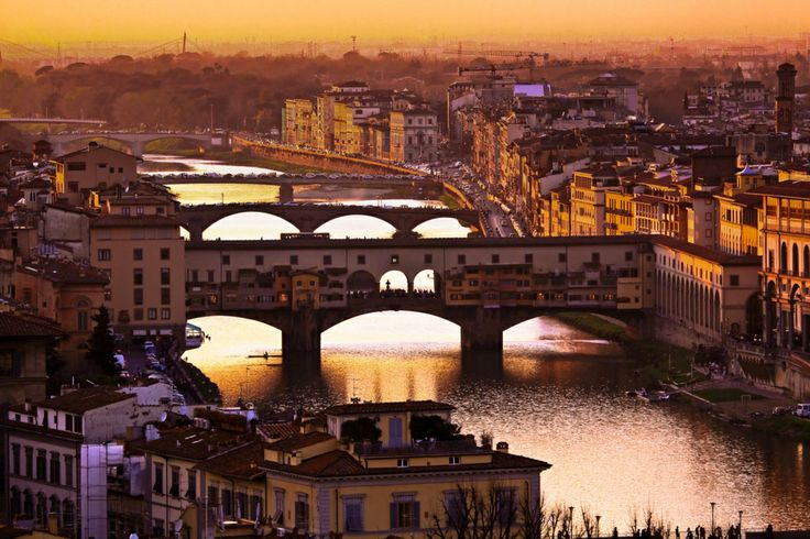 Ponte Vecchio, Florence Itlay