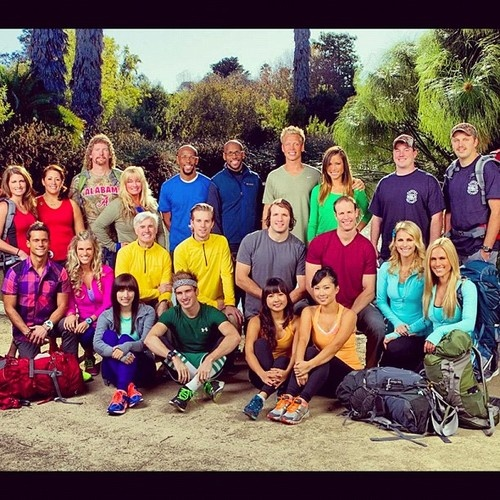 Amazing Race: Joey Graceffa And Megan Camerna ( Strawburry 17 ) On The