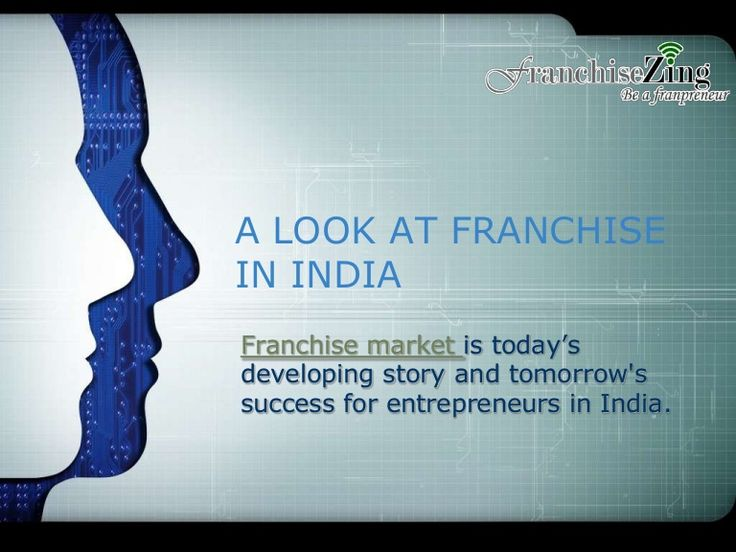 footwear-franchise-in-india-24891370 by Franchise Zing via Slideshare