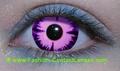 Banshee Custom Contact Lenses