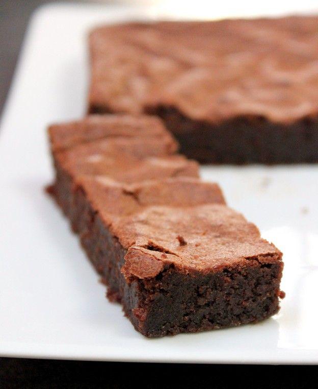 Gateau chocolat 3 oeufs 200g chocolat
