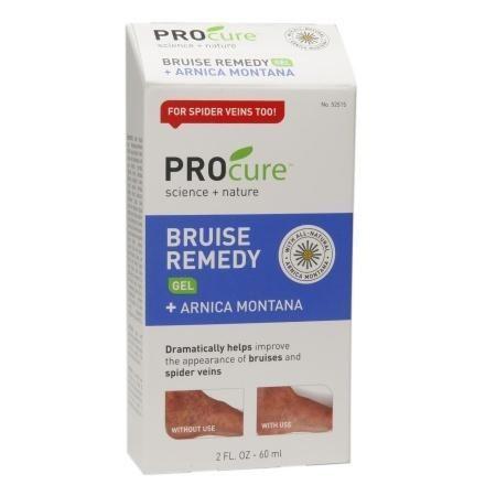 Procure Bruise Remedy Gel + Arnica Montana - 2 Fl Oz