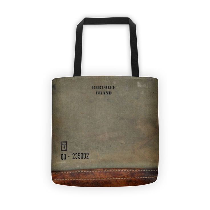 Standard Issue Light Work Tote bag