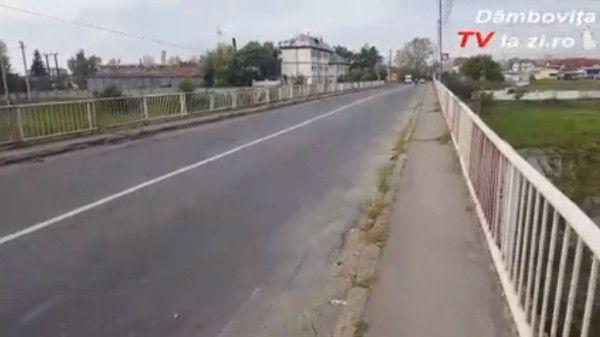Primarul Daniel Cristian Stan despre lucrările la centura Târgoviştei | Dambovitalazi.ro