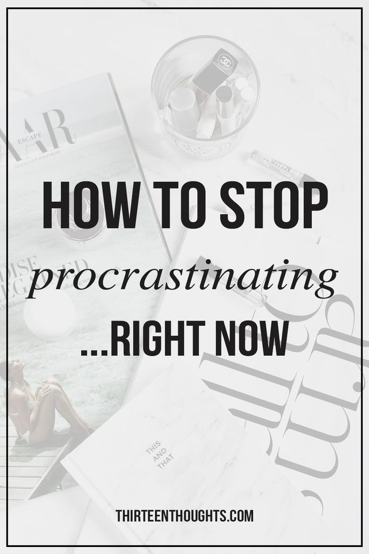 Productive Procrastination: 7 Creative Activities to Distract Yourself from Writing