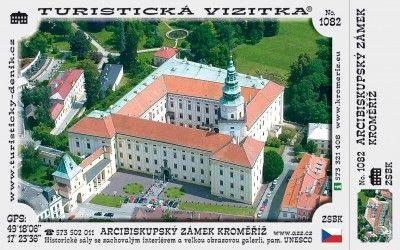 CZ-1082 : Arcibiskupský zámek Kroměříž