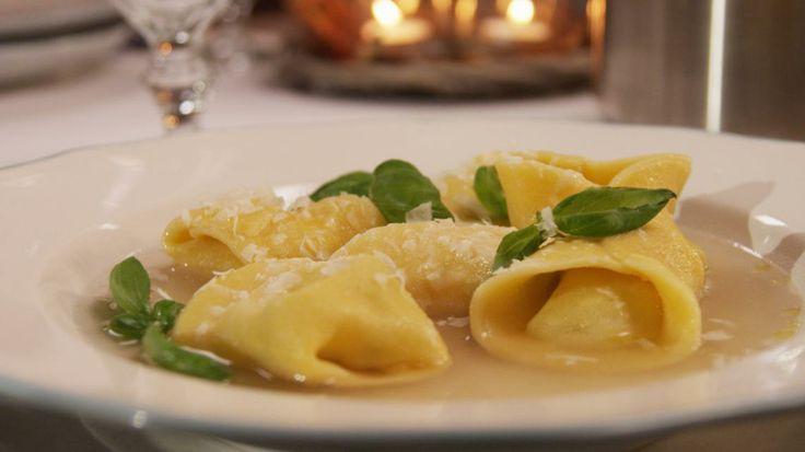2014/02/24 Tortellini in brodo * Italiaanse kookles