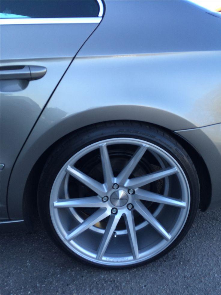 "#VW #Passat #CC #2011 #vossen #10"" #19#"