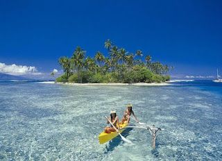 Top 10 Pulau Paling Menakjubkan Di Dunia  Wisata - March 03 2016 at 10:17AM