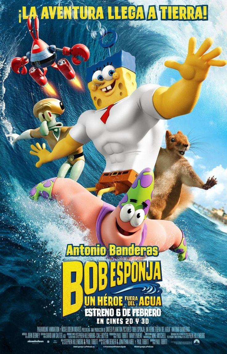 Bob Esponja: Un héroe fuera del agua (2015) - Ver Películas Online Gratis - Ver Bob Esponja: Un héroe fuera del agua Online Gratis #BobEsponjaUnHéroeFueraDelAgua - http://mwfo.pro/18456330