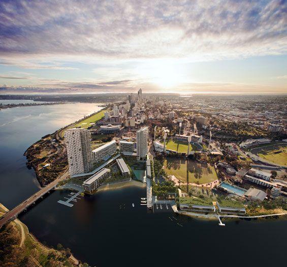 Waterbank | Perth Australia | HASSELL