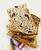 Rye and Raisin Bread