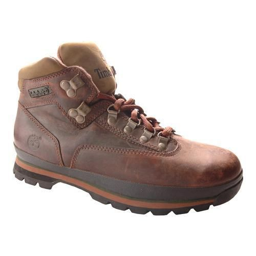 Men's Timberland Classic Hiking Euro Hiker Oiled Smooth