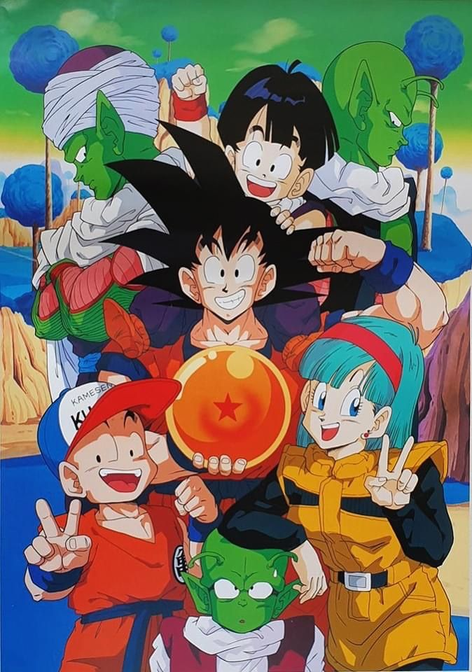 Pin en Classic Dragon Ball