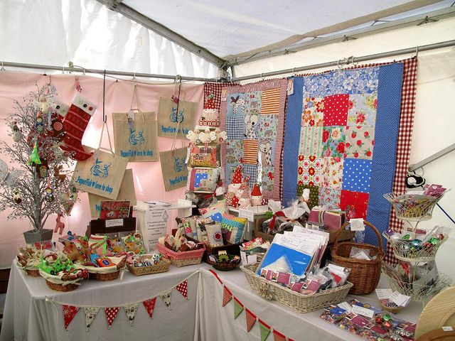 Craft Booth.... | Flickr - Photo Sharing!